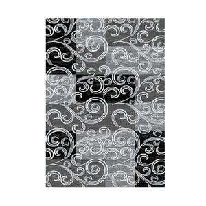 Dywan Toscana Black, 80x150 cm