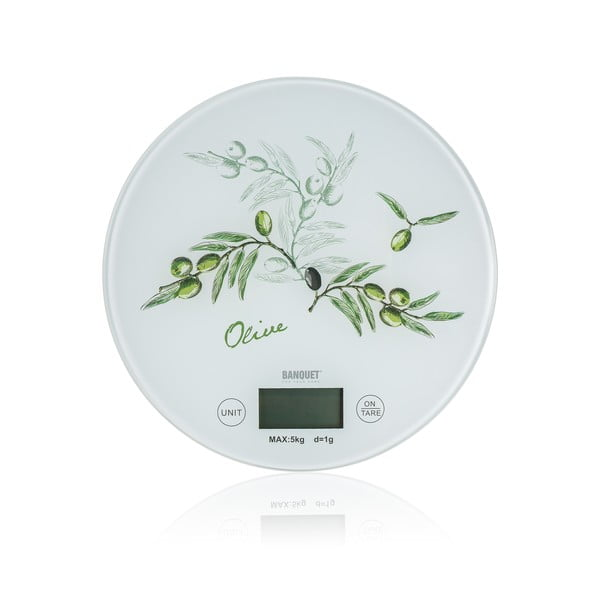 Elektroniczna waga kuchenna Banquet Olives, do 5 kg