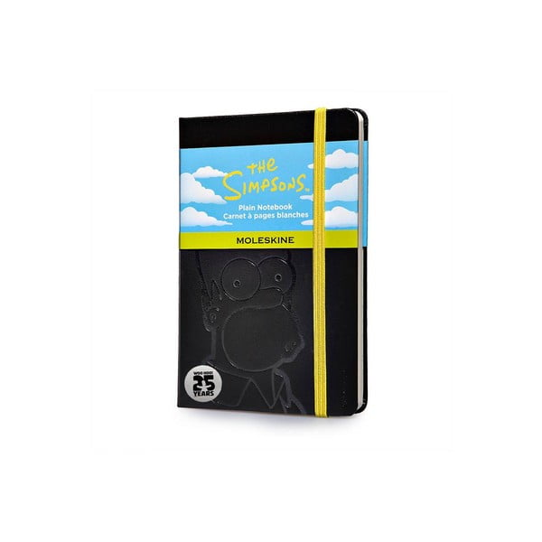 Notatnik Moleskine The Simpson II