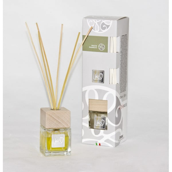 Dyfuzor Unico Prestige, biały bambus 100 ml