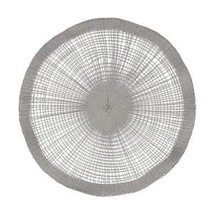 Zestaw 4 mat stołowych Soleil Grey