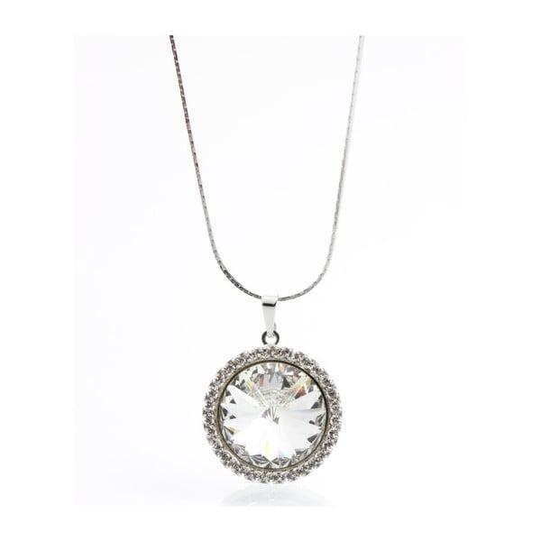 Naszyjnik Swarovski Ring Crystal, 45 cm