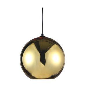 Żyrandol Copper Gold, 30 cm