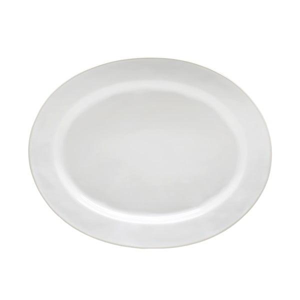 Biała taca ceramiczna Ego Dekor Astoria, ⌀ 40 cm
