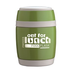 Termos obiadowy z łyżką Green Lunch, 580 ml