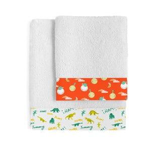 Komplet 2 ręczników Little W My Friend
