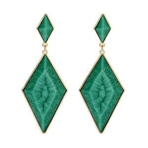 Kolczyki Wisteria Turquoise