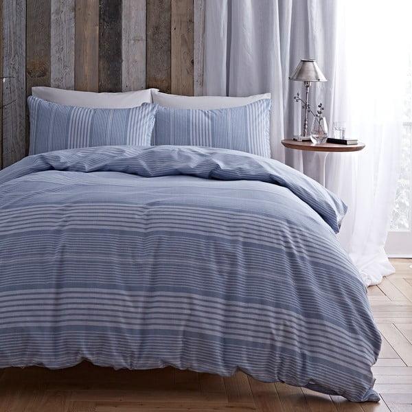 Pościel Stripe Blue, 200x200 cm