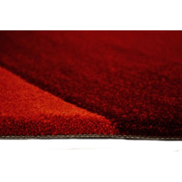 Dywan Casablanca 120x180 cm, odcienie czerwieni