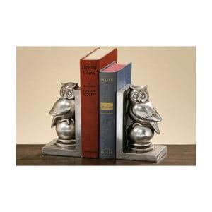 Podpórki do książek Owl, 2 szt.