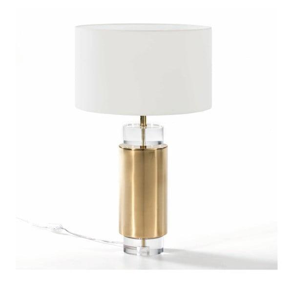 Lampa stołowa bez abażuru z metalu Thai Natura Dreamland
