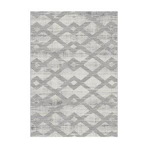 Szary dywan Universal Manu, 57x110 cm