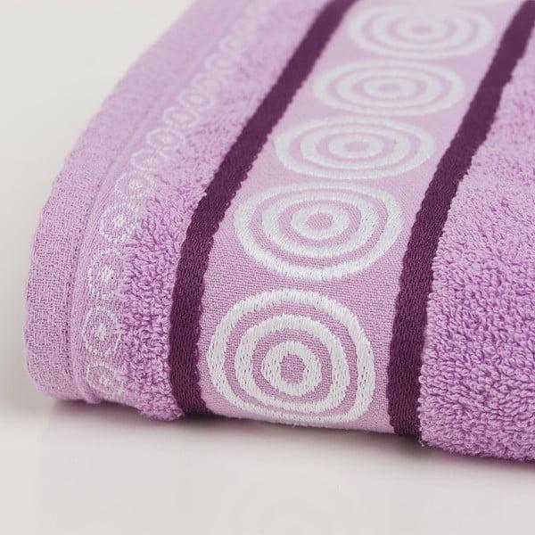 Ręcznik Fraza Rondo Heather, 70x140 cm