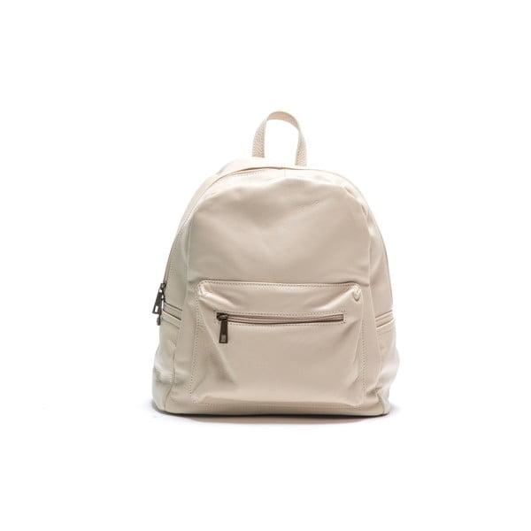 Skórzany plecak Anna Luchini 2122 Beige