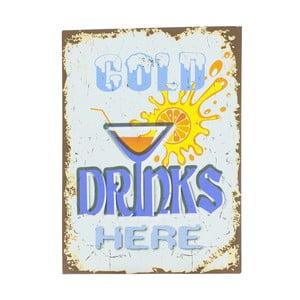 Tablica ścienna Novita Cold Drinks