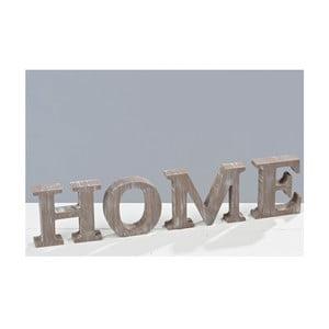 Dekoracja Wood Home