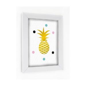 Obraz w ramie Pineapple