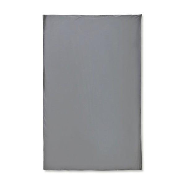 Szara poszwa na kołdrę Casa Di Bassi Basic, 240x240 cm