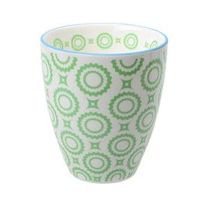 Porcelanowa filiżanka Animal Colored Green