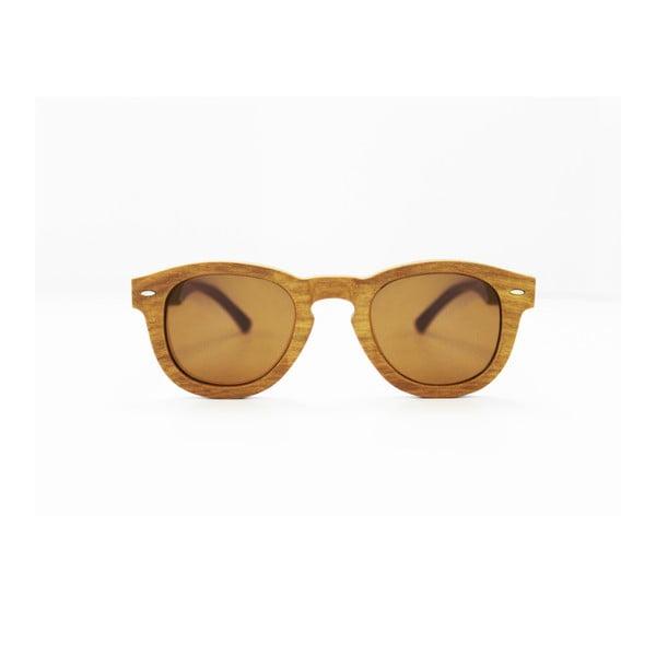 Okulary drewniane Andwe Streak