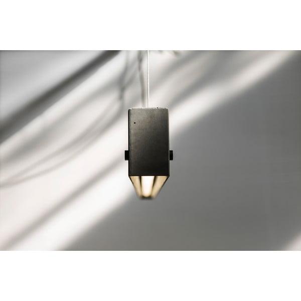 Lampa sufitowa YI, betonowa