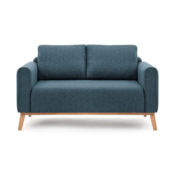 Ciemnoturkusowa sofa dwuosobowa VIVONITA Milton