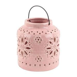 Latarnia Ceramic Pink