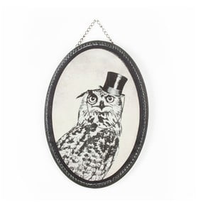 Obraz Graham & Brown Oswald Owl, 35x50cm