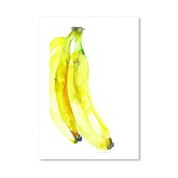 Plakat Banana, 30x42 cm