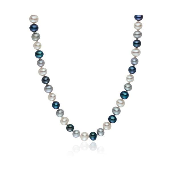 Naszyjnik perłowy Nova Pearls Copenhagen Cerise