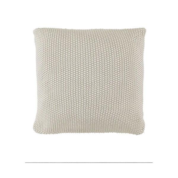 Kremowa poduszka Marc O'Polo Nordic, 50x50 cm