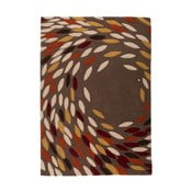 Dywan Flair Rugs Swirl Ochre/Red, 160x230 cm