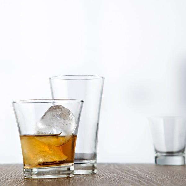 Zestaw 3 szklanek Iceland, 320 ml
