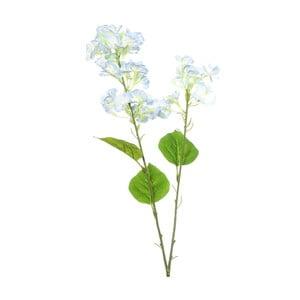 Niebieski sztuczny kwiat Ixia Atieno, wys. 76 cm