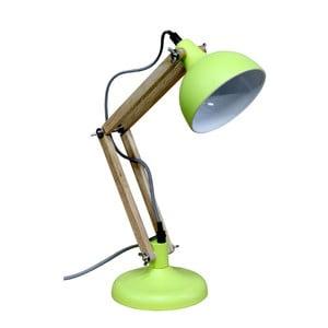 Zielona lampa stołowa Red Cartel Dexter Nimi