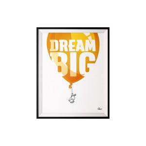 Plakat Dream, 40x50 cm
