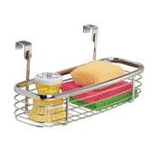 Metalowy koszyk na drzwi szafek kuchennych iDesign Axis Tray