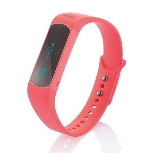 Zegarek Tracker Activity, czerwony