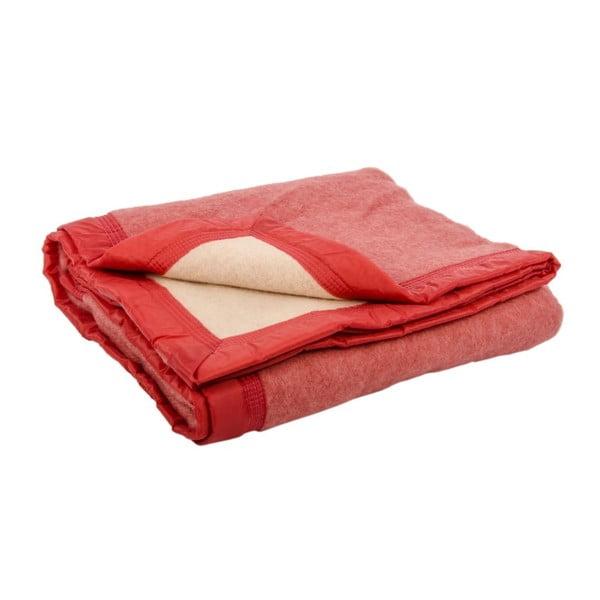 Koc Wool 500 Rose, 180x220 cm