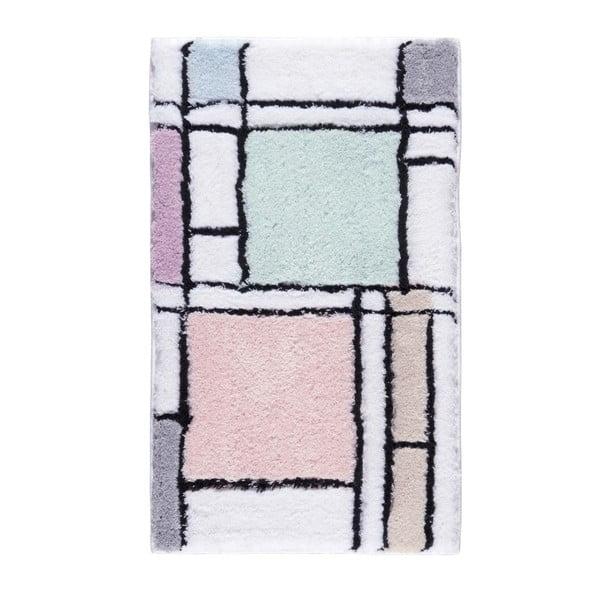 Pastelowy dywanik łazienkowy Confetti Bathmats Haran, 50x60 cm