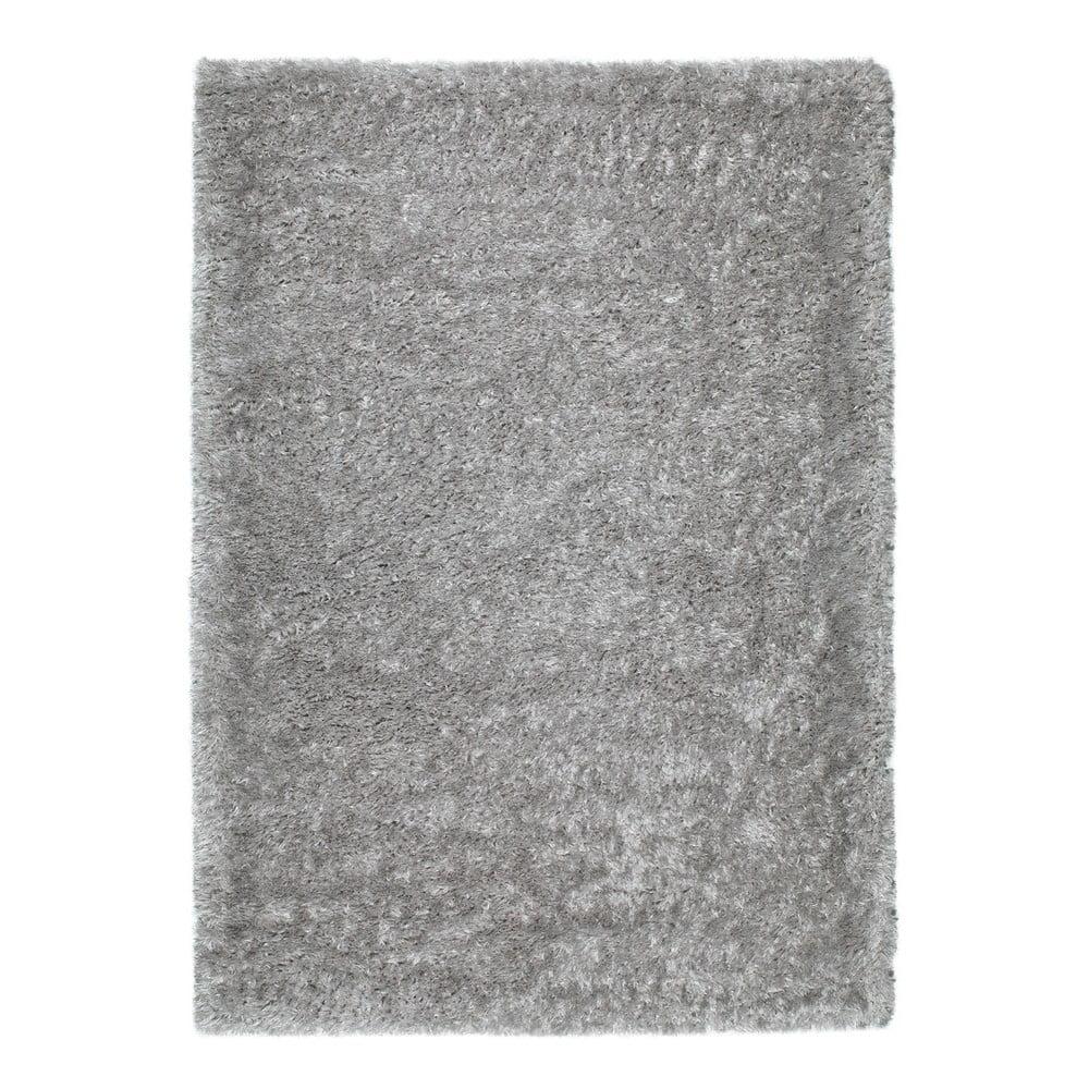 Antracytowoszary dywan Universal Aloe Liso, 200x290 cm