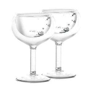 Zestaw 2 kieliszków z podwójną ścianką Vialli Design Amo Vodka, 30 ml