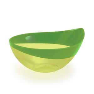 Miska sałatkowa Snips Elite Green, 28 cm