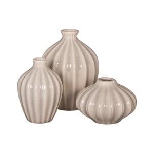 Zestaw wazonów ceramicznych Juego, 3 szt.