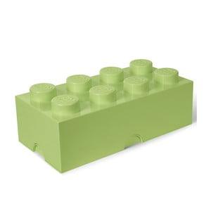 Jasnozielony pojemnik LEGO®