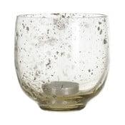 Świecznik szklany A Simple Mess, ⌀10cm