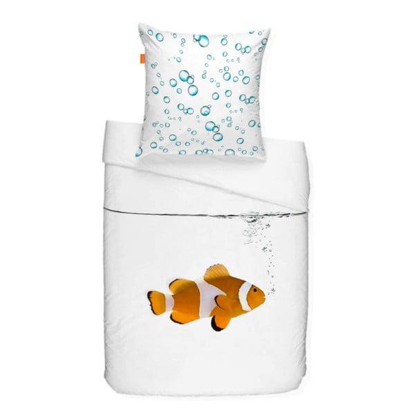Poszwa na kołdrę Clownfish, 140x200 cm