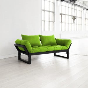 Sofa Karup Edge Black/Lime
