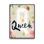 Plakat Queen, 30 x 40 cm
