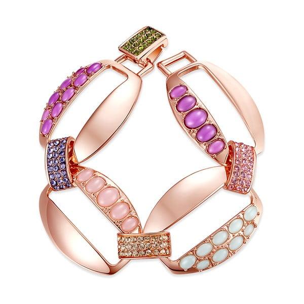Bransoletka z kryształami Swarovski Lilly & Chloe Honorine